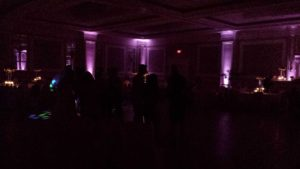 packed dance floors