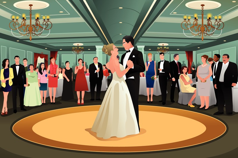 First dance etiquette for modern brides