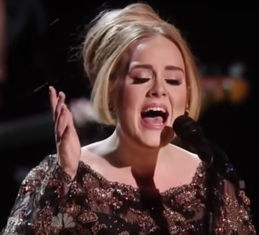 best Adele love songs