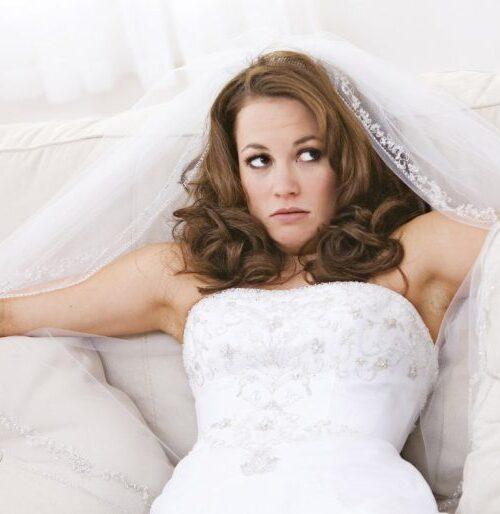 wedding planning mistake