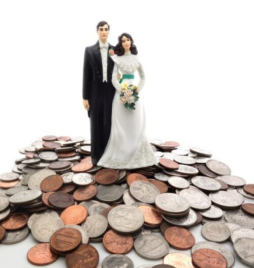 wedding spending mistake